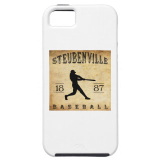 1887 Steubenville Ohio Baseball iPhone 5 Cases