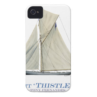 1887 Thistle Case-Mate iPhone 4 Case