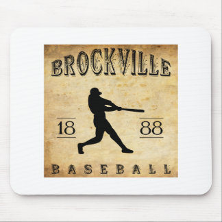 1888 Brockville Ontario Canada Baseball Mouse Pads