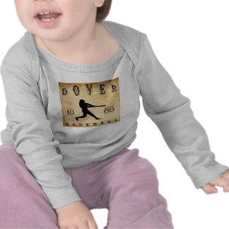 1888 Dover Delaware Baseball Tee Shirts