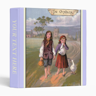 1888 Goody-Two Shoes book, The Orphans Binder