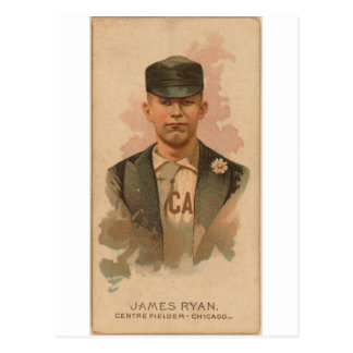 1888 James Ryan Postcard