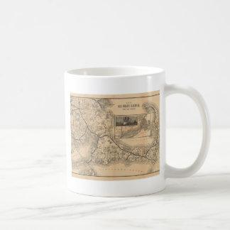 1888_Old_Colony_Railroad_Cape_Cod_map Coffee Mug