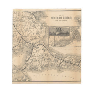 1888_Old_Colony_Railroad_Cape_Cod_map Notepad
