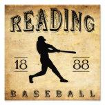 1888 Reading Pennsylvania Baseball Photo Print