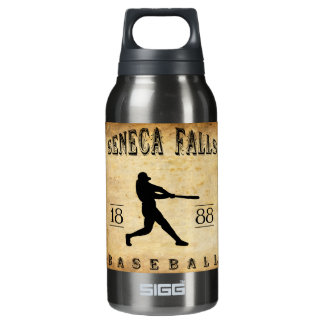 1888 Seneca Falls New York Baseball Insulated Water Bottle