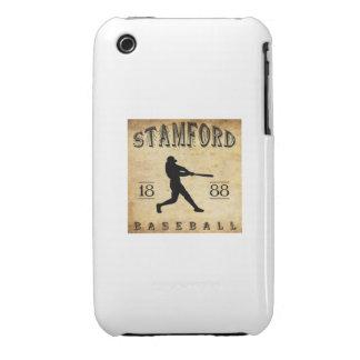1888 Stamford Connecticut Baseball Case-Mate iPhone 3 Case