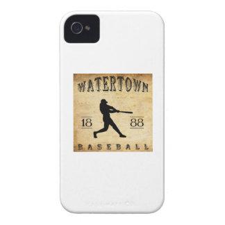 1888 Watertown New York Baseball iPhone 4 Case