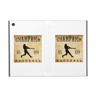 1889 Champaign Illinois Baseball Case For iPad Mini