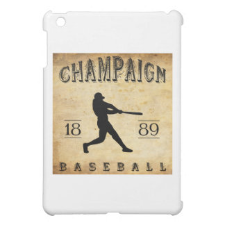 1889 Champaign Illinois Baseball Case For The iPad Mini