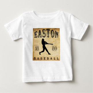 1889 Easton New Jersey Baseball Baby T-Shirt