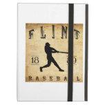 1889 Flint Michigan Baseball iPad Cover