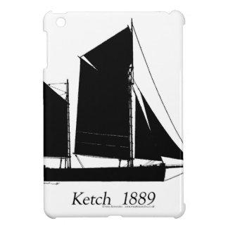 1889 solent ketch - tony fernandes iPad mini covers