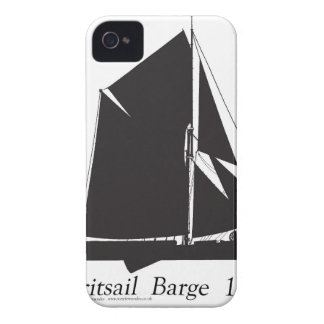 1889 spritsail barge - tony fernandes iPhone 4 case