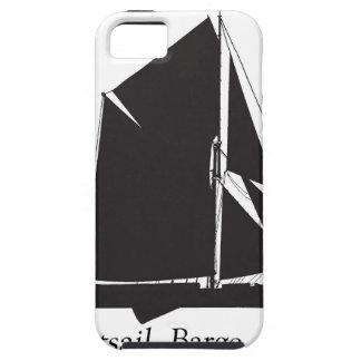 1889 spritsail barge - tony fernandes iPhone SE/5/5s case