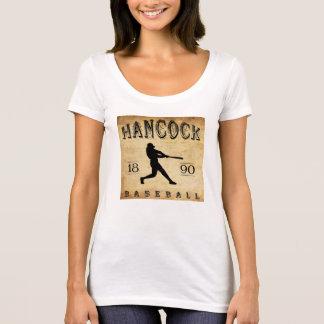 1890 Hancock Michigan Baseball T-Shirt