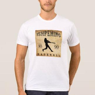 1890 Ishpeming Michigan Baseball Shirt