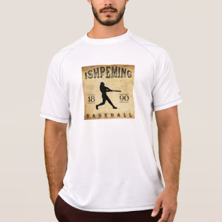 1890 Ishpeming Michigan Baseball T-shirts