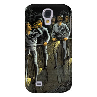 1890 Nocturnal Bike Team Samsung Galaxy S4 Covers
