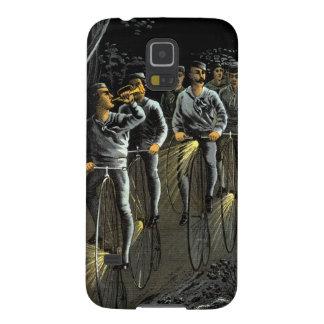 1890 Nocturnal Bike Team Galaxy S5 Case