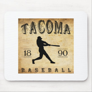 1890 Tacoma Washington Baseball Mouse Pads