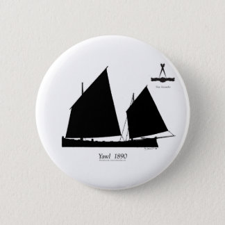 1890 yawl - tony fernandes button