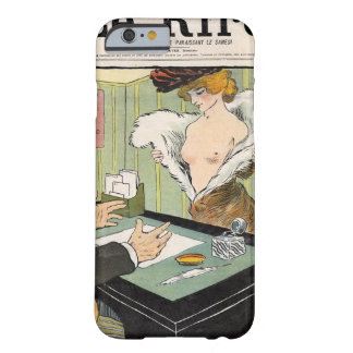 1890s French humour magazine Barely There iPhone 6 Case