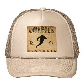 1891 Annapolis Maryland Football Trucker Hat