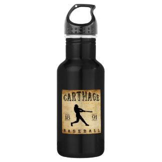 1891 Carthage Missouri Baseball Water Bottle