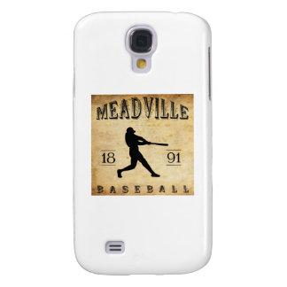 1891 Meadville New York Baseball Galaxy S4 Cover