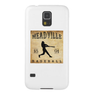 1891 Meadville New York Baseball Galaxy S5 Covers