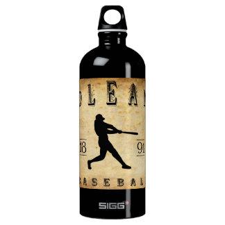 1891 Olean New York Baseball SIGG Traveler 1.0L Water Bottle