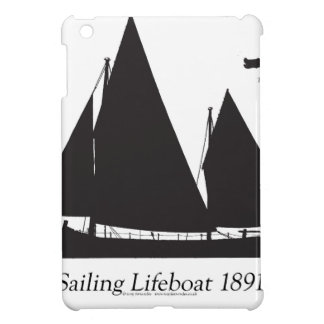 1891 sailing lifeboat - tony fernandes case for the iPad mini