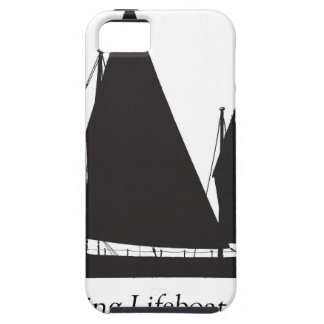 1891 sailing lifeboat - tony fernandes iPhone SE/5/5s case