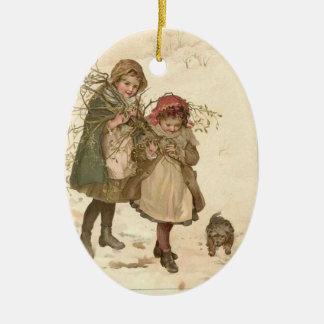 1892_christmas_tree_fairy ceramic ornament
