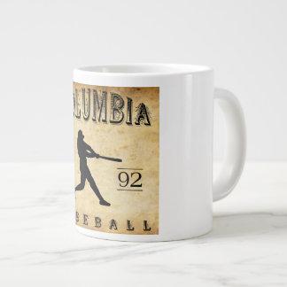 1892 Columbia South Carolina Baseball Giant Coffee Mug