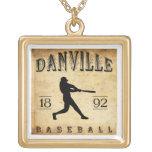1892 Danville Kentucky Baseball Pendant