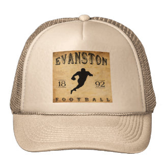 1892 Evanston Illinois Football Trucker Hat