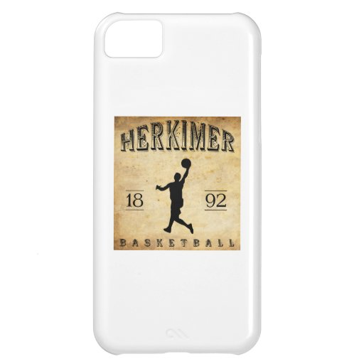 1892 Herkimer New York Basketball iPhone 5C Covers
