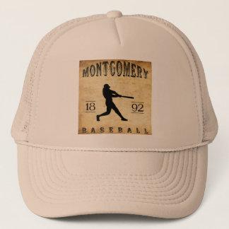 1892 Montgomery Alabama Baseball Trucker Hat