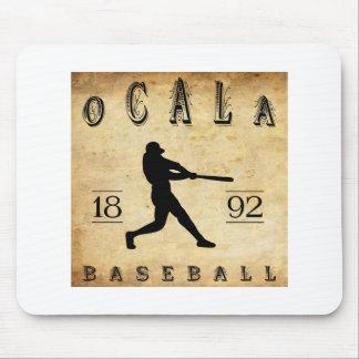 1892 Ocala Florida Baseball Mouse Pad