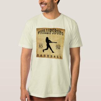1892 Phillipsburg Missouri Baseball T Shirt