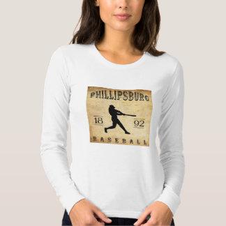 1892 Phillipsburg Missouri Baseball T-shirt