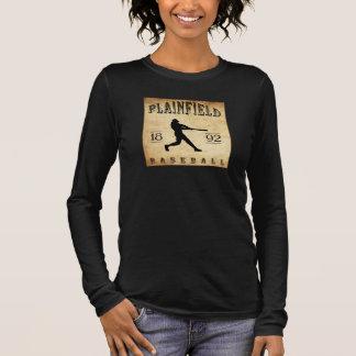 1892 Plainfield New Jersey Baseball Long Sleeve T-Shirt