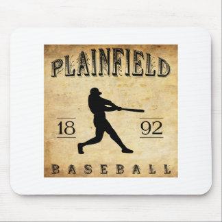 1892 Plainfield New Jersey Baseball Mouse Pad