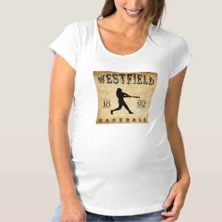 1892 Westfield New Jersey Baseball Maternity T-Shirt
