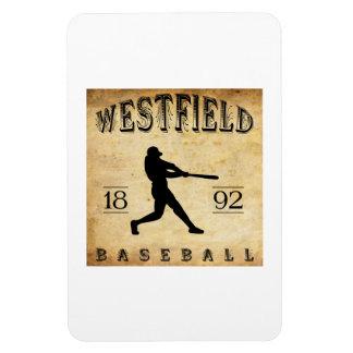1892 Westfield New Jersey Baseball Flexible Magnets