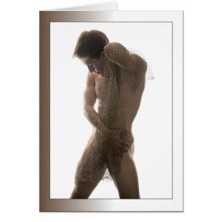 18939B-RA Art Nude Card