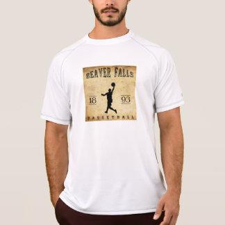 1893 Beaver Falls Pennsylvania Basketball T-Shirt