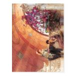 1893 Lawrence Alma-Tadema - Unconscious Rivals Alm Post Card